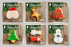 Christmas Biscuits – Gibraltar