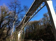 Gem bridge from the river Walkham