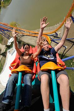Go big on The Behemoth coaster at Canada's Wonderland. | 11 Amusement Rides You Must Go On Before You Die