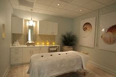 Perfect! relaxing color, soft lights, everything in place, mother nature elements,What else? Buy your Aesthetics Equipment from us... Blason Spa Equipment