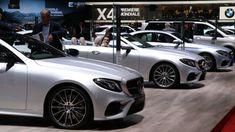 2018 International German Luxury Car Sales Worldwide And In China