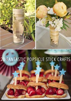 20 Amazing Popsicle Stick Crafts