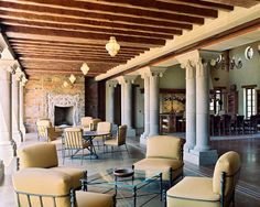 Patio Tuscan Style Cabana Design, Pictures, Remodel, Decor and Ideas - page 16