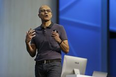 Microsoft CEO Satya Nadella's latest report card had only one bad grade (MSFT)
