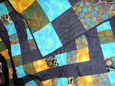 South Pacific Nights-20% off    I will consider a trade for fabric for this 55 X 55 quilt. Email me if your interested....!!!!!!