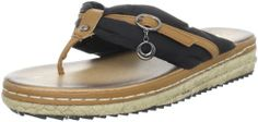 Wanted Shoes Women's Surf Thong Sandal