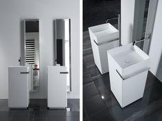 洗面台 KUBIK by Antonio Lupi Design® | デザイン: Nevio Tellatin