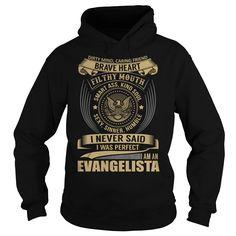 EVANGELISTA Last Name, Surname T-Shirt
