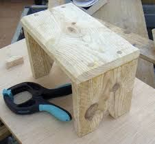 como hacer un taburete de madera - Buscar con Google