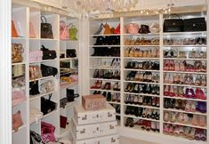 this is it!  This is what I want for my handbag/shoe closet