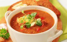 Суп из варенной утки