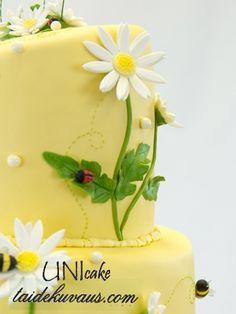 Daisy cake photo 2