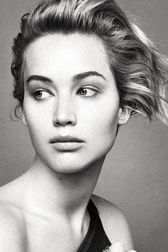 Дженнифер Лоуренс снова в кампании Dior. Изображение №4.
