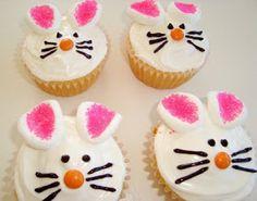Paris Pastry: Easter Cupcakes