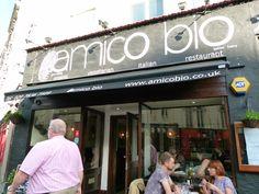 Vegane Restaurants in London