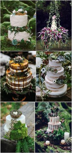 122 Best Enchanted Forest Wedding Ideas You'll Want To Steal Enchanted wedding cake Woodland Wedding Cake Garden of Eden wedding cake forest theme Woodland Fairy Cake, Woodland Wedding Dress, Forest Wedding Cakes, Forest Fairy, Whimsical Wedding Theme, Rustic Forest Wedding, Enchanted Forest Cake, Enchanted Garden, Enchanted Forest Centerpieces