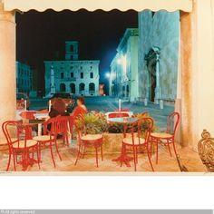 ... Sabbioneta as seen by Luigi Ghirri