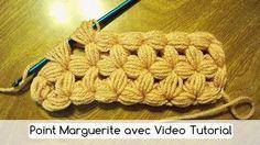 Apprenez à faire le point Marguerite, ou point étoile, à crochet. Il est un point merveilleux qui peut être utilisé pour faire des couvertures pour bébés car il est doux, moelleux et chaud. Cliquez sur les photos pour agrandir et … Lire la suite... →