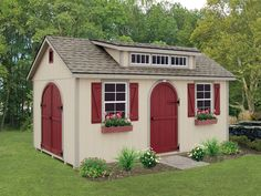 North Mountain Structures, LLC: Wood and Vinyl Sheds, Mini barns ...
