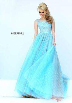 Im obsessed with Sherri Hill dresses