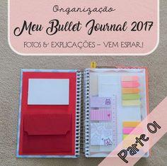 Olá pessoal! Voltando ao meu assunto favorito dos últimos tempos, organização! Espero que vocês já tenham visto os posts sobre O que é Planner, O que é Bullet Journal, Meu Planner 2016 e o DIY de C…