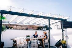 Terassetak fra Platsmo – perfekt for det nordiske klimaet! Outdoor Living, Outdoor Decor, Furniture, Garden Ideas, Home Decor, Gardening, Terrace, Outdoor Life, Decoration Home