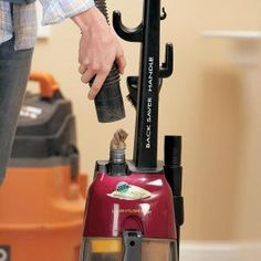 Vacuum Cleaner Repair: Clean Out Clogs  Three simple ways to unclog your vacuum