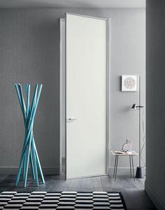 Modelo #batiente de #puertadepaso de la colección #L7 de la firma italiana #Lualdi. #ZelariDeNuzzi