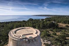 TRANSFER Monograph 02 Island   Refurbishment of the des Pi des Català tower, Formentera, 2015   © Marià Castelló