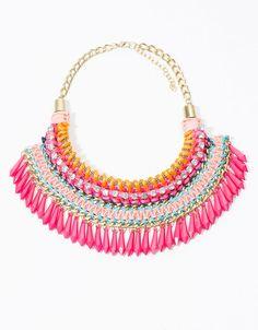 Colliers - Bijoux - Accessoires - Accessoires - Bershka Maroc