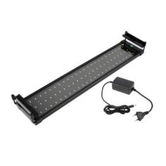 best price aquarium fish tank smd led light lamp 11w 2 mode 50cm 60 white 12 blue euukus plug #led #aquarium #lighting