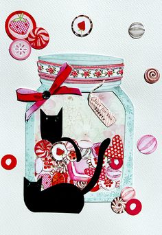 Just For You Sweetie - artwork by Rita Dabrowicz