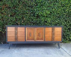 PORTFOLIO Mid Century Modern Dressers, Credenzas, Sideboards