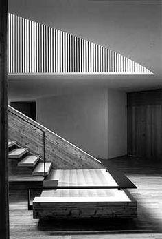 Kaze-no-Oka Crematorium (1996) Tokyo, designed by Fumihiko Maki, Japan