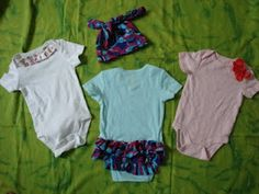 DIY Baby Clothes