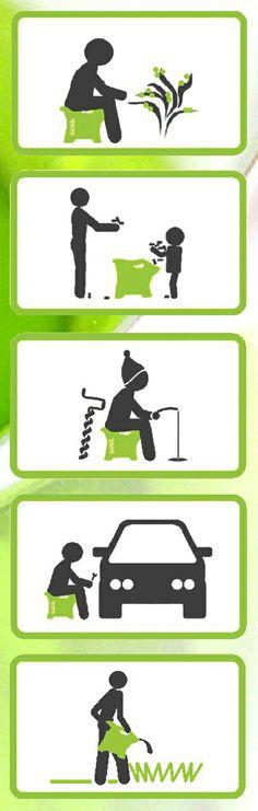 Kuinka käyttää SaSaa. How to use SASA. Made in Finland. Being Used, Finland, Plastic, Character, Ideas, Design, Thoughts, Lettering
