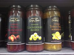 Premium labels from Label Tech & Dunnes Stores Preserves, Salsa, Irish, Label, Jar, Tech, Handmade, Food, Tecnologia