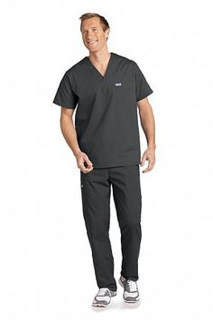 Leading online medical wear store offers daily wear scrubs made out of tough fabric which protects medical personnel from infections and dangerous spills. Cheap Scrubs, Medical Uniforms, Wear Store, Scrub Sets, Medical Scrubs, Men In Uniform, Drawstring Pants, Daily Wear, Work Wear