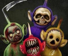 Dark Teletubbies