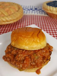 Pressure Cooker Sloppy Joes Image-S