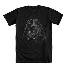 Cool #StarWars #DarthVader custom T-shirt. Check out the Merchbro Blog to read more!