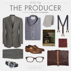 The Producer - it's more of a lifestyle choice than occupation