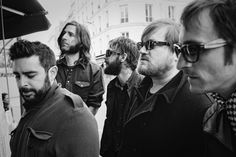 Band of Horses is an amazing folk band, and they inspire me for my folk side project.