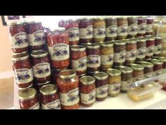 A short highlight reel of our store, also featuring our History of Canning display!
