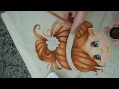Como pintar cabelo. - YouTube