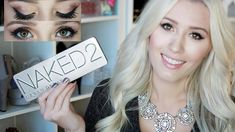 Copper/Brown Naked2 Palette Tutorial
