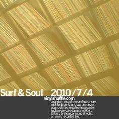 #vinyl #mixtape Number 7 from Vinylshuffle.com - #records #lps #california #surf #soul