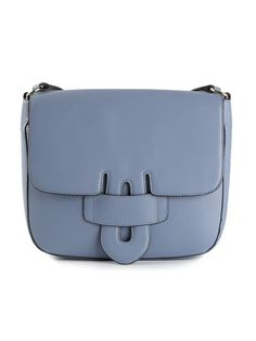 Pale dusty blue TILA MARCH Bag // crossbody bag