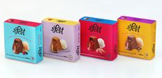 Typedstudio / Carlos Nogueira - Le Petit Desserts — World Packaging Design Society / 世界包裝設計社會 / Sociedad Mundial de Diseño de Empaques