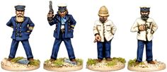 Gentleman Adventurers  We manufacture over 20.000 28mm miniatures ! Oh yes we do!
